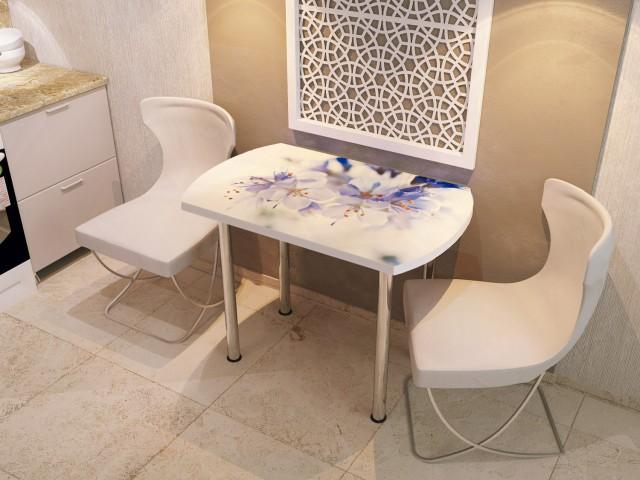 Кухонные столы с фотопечатью